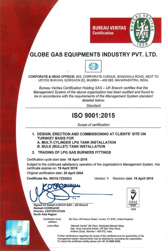Industrial Burners Lpg Valves Mobile Tankers Pipeline